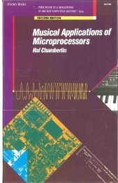 of Microprocessors