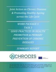 Summary-Report-CHRODIS-WP5-Task-3_Version-1.3