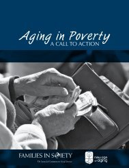 Aging in Poverty