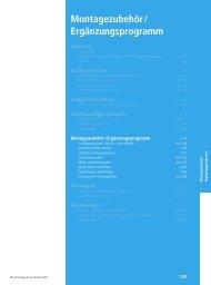 Schiebetürmuscheln - ZEG Zentraleinkauf Holz und Kunststoff eG