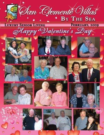 Happy Valentine's Day San Clemente Villas!