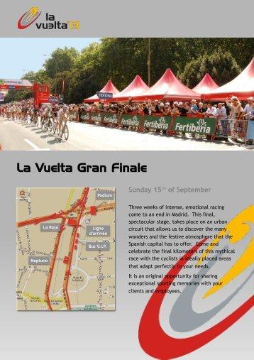 La Vuelta Gran Finale