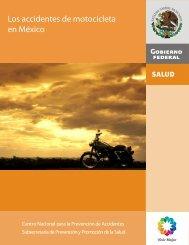 Los accidentes de motocicleta en México