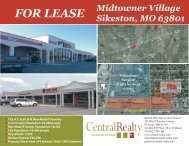 FOR LEASE