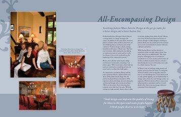 All-Encompassing Design