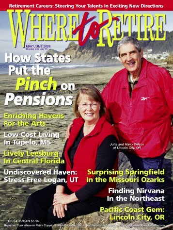 Pinch Pensions