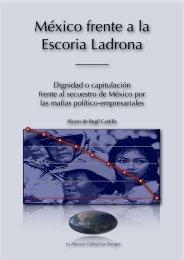 México frente a la Escoria Ladrona