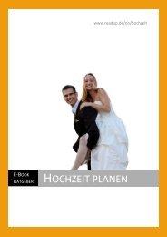 Hochzeit planen - Readup.de