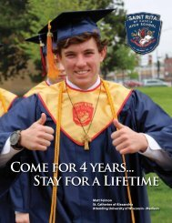 Come for 4 years.. Stay for a Lifetime