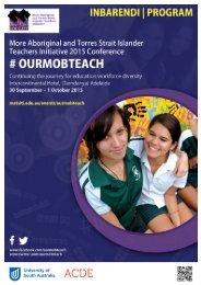 MATSITI-OurMobTeach-2015-Program