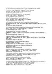 ESTALLIDOS 2 Lista de publicaciones entre enero de 2005 y septiembre de 2006