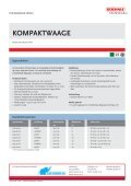 KOMPAKTWAAGE - Alwa Grunder AG - Seite 2