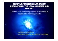 The star forming galaxy population in the local Universe and beyond