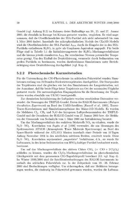 Berichte des Forschungszentrums Jülich