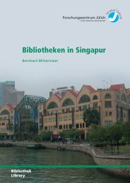 Bibliotheken in Singapur