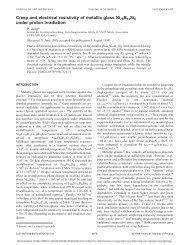 Using JPF1 format - JuSER - Forschungszentrum Jülich