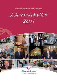 Vorschau 2012 - Oberderdingen