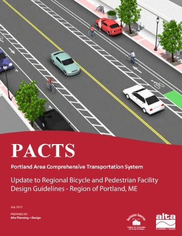 Update to Regional Bicycle and Pedestrian Facility Design Guidelines