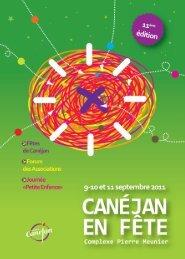 FETE DE CANEJAN 21/07/11 14:28 Page 1