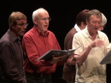 1- Biscarosse le 9 juin 2013 Chorale de La Hounteta