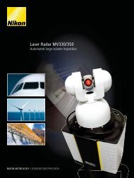 Laser Radar MV330/350