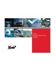 5-Axis Precision Drill & Trim System