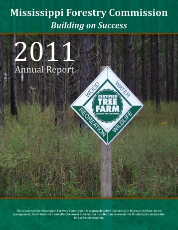 Fiscal Year 2011 - Mississippi Forestry Commission - ms.gov