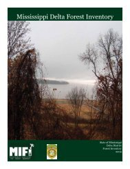 Mississippi Delta Forest Inventory