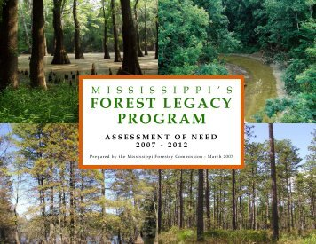FOREST LEGACY PROGRAM