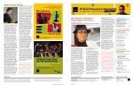 Hargrove Walton SFJAZZ Education Newsletter