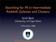 Searching for HI in Intermediate Redshift Galaxies and Clusters