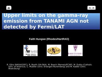 Upper limits on the gamma-ray emission from TANAMI AGN not detected by Fermi/LAT