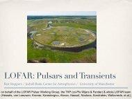LOFAR Pulsars and Transients