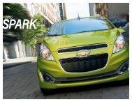 Spark Brochure - Chevrolet