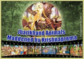 Jharikhand Animals Maddened by Krishnaprema - Comics