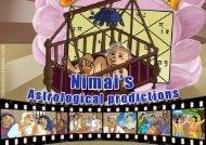 Nimai's Astrological Predictions - Comics