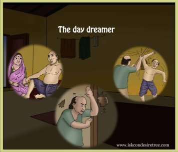 Gopal and the day dreamer - Comics