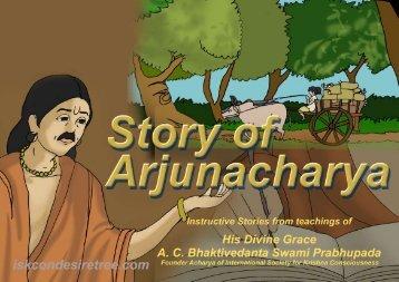 Story of Arjunacharya - Comics