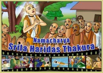Namacharya Srila Haridas Thakura - Comics