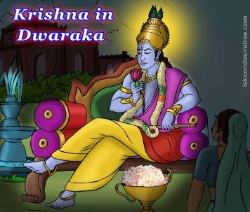 Krishna In Dwarka Comics.pdf