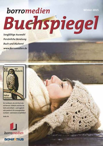 Buchspiegel Winter 2015 (Auszug)