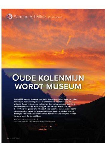 OUDE KOLENMIJN WORDT MUSEUM