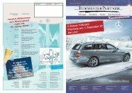 Burmester Kundenmagazin 2007