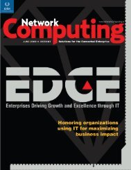 www.networkcomputing.in June 2009 >> Total Pages 80