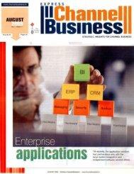 ECB Sales Guru Enterprise Applications for SMB