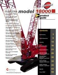 model 18000