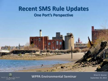 Recent SMS Rule Updates