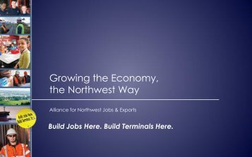Growing the Economy the Northwest Way