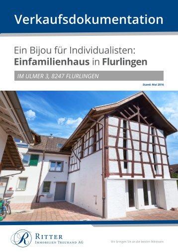 VK Doku Im Ulmer 3 - 8247 Flurlingen