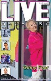 LIVE Magazine #218, September 25, 2015